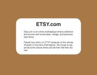 ETSY.com Blurb