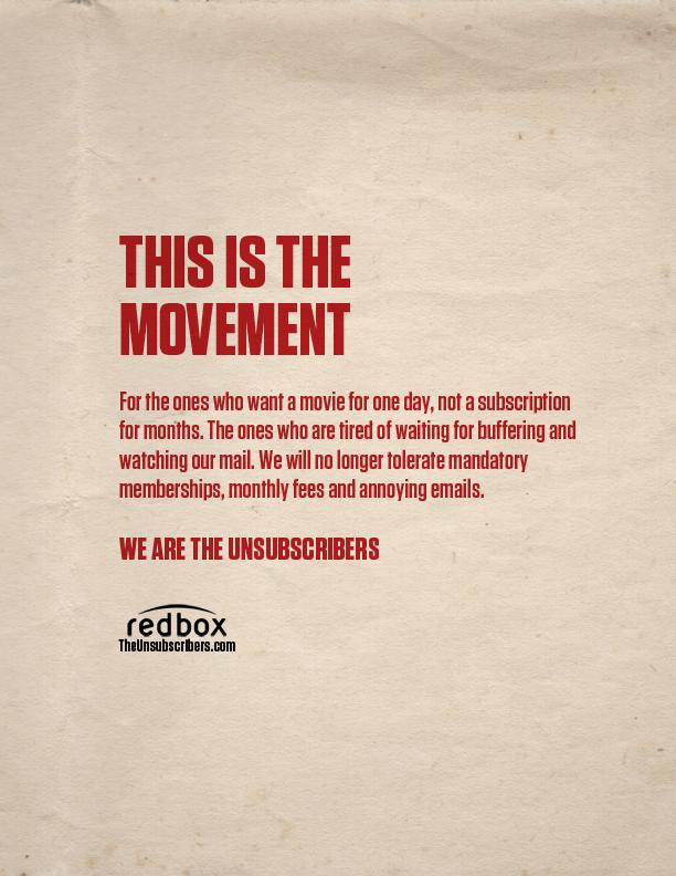 Redbox Mantra