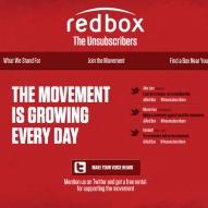 Redbox Website